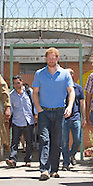 Prince Harry Visits Rehabilitation Center, Cape Town2