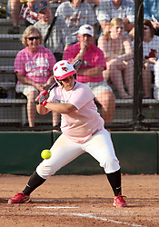 13 April 2010: Michelle Henderson. The Illini of Illinois knock off the Illinois State Redbirds 5-1 on the campus of Illinois State University in Normal Illinois.