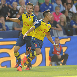 Leicester v Arsenal | Premier League | 31 August 2014