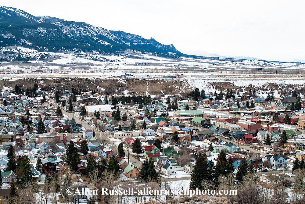 Red Lodge, Montana, overview