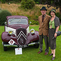 Car 33 Tony Mather Pauline Mather Citroen Traction Avant