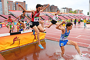 Illustration 3000 Metres Steeplechase Men during the IAAF World U20 Championships 2018 at Tampere in Finland, Day 3, on July 12, 2018 - Photo Julien Crosnier / KMSP / ProSportsImages / DPPI