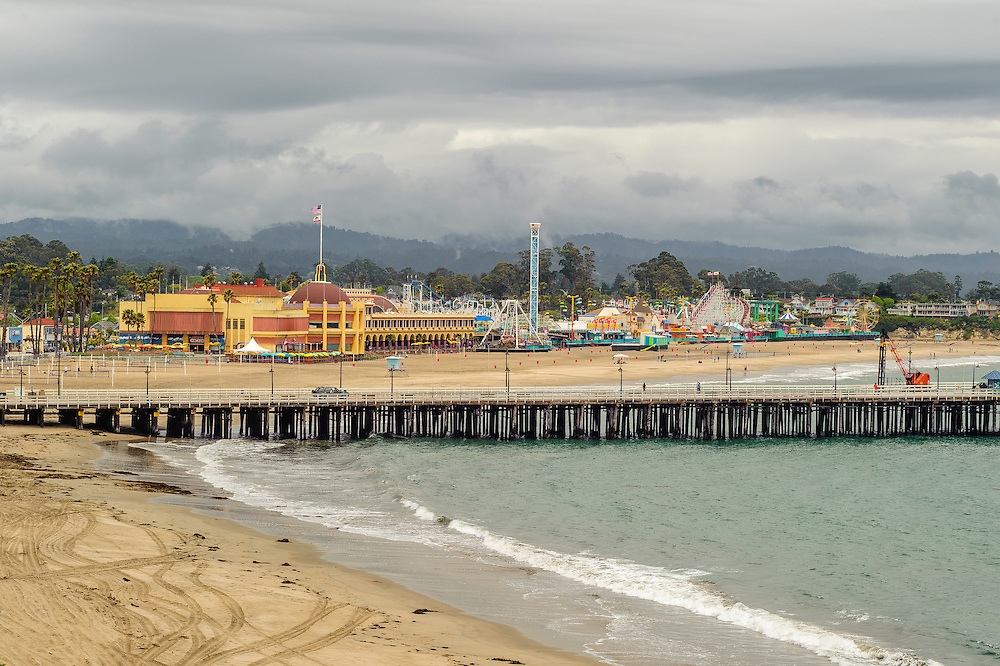 Santa Cruz  Spanish: Holy Cross) is the county seat and largest city of Santa Cruz County, It is located in Northern California
