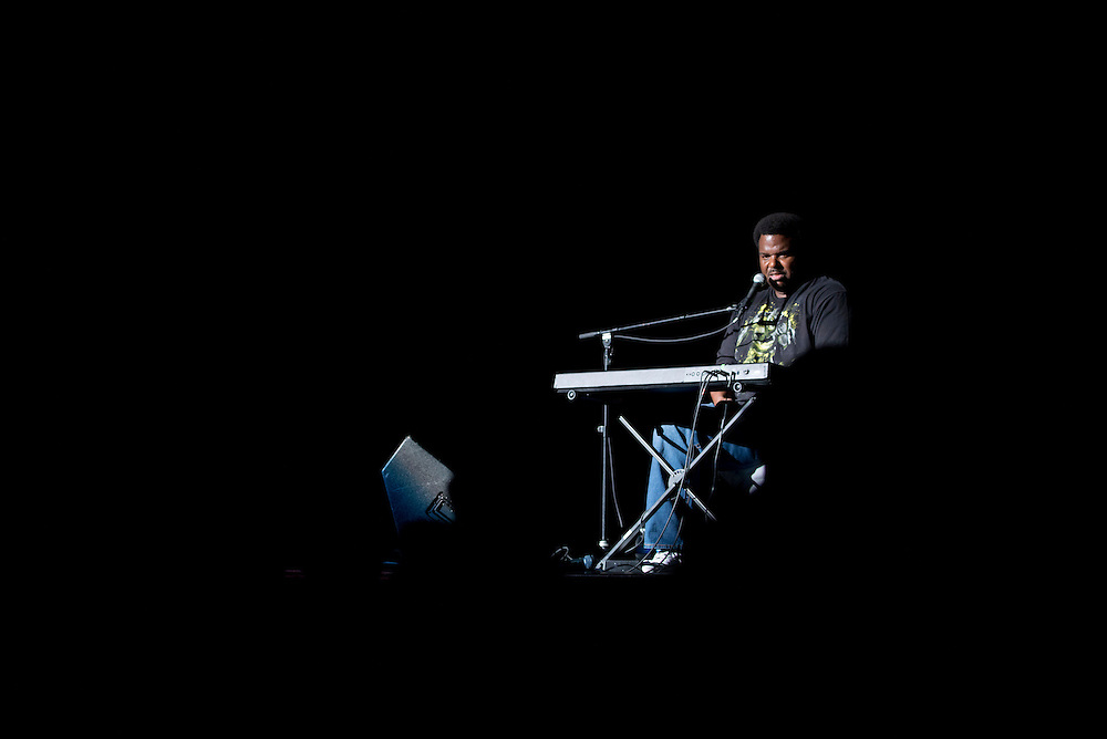 The Homecoming comedy event with Craig Robinson, on October 10th, 2013 at Memorial Auditorium. Photo by Royle Mast