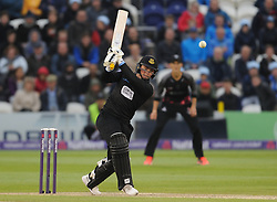 Sussex's Matt Machan in action.  - Mandatory by-line: Alex Davidson/JMP - 01/06/2016 - CRICKET - The 1st Central County Ground - Hove, United Kingdom - Sussex v Somerset - NatWest T20 Blast