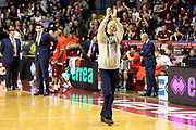 DESCRIZIONE : Venezia Lega A 2014-15 Umana Reyer Venezia Pasta Reggia Caserta<br /> GIOCATORE : Zare Markovski<br /> CATEGORIA : Before<br /> SQUADRA : Umana Reyer Venezia Pasta Reggia Caserta<br /> EVENTO : Campionato Lega A 2014-2015<br /> GARA : Umana Reyer Venezia Pasta Reggia Caserta<br /> DATA : 30/11/2014<br /> SPORT : Pallacanestro <br /> AUTORE : Agenzia Ciamillo-Castoria/G. Contessa<br /> Galleria : Lega Basket A 2014-2015 <br /> Fotonotizia : Venezia Lega A 2014-15 Umana Reyer Venezia Pasta Reggia Caserta