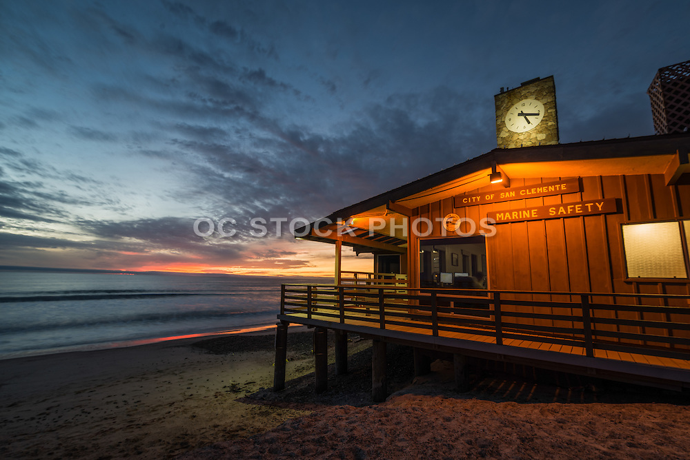 San Clemente Marine Safety and Lifeguard Station