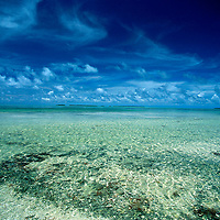 Majuro Attoll, Marshall islands, affected by sea level rise due to climate change. Accession #: 0.99.481.001.02