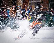 Leadville Skijoring