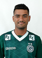 "Brazilian Football League Serie A / <br /> ( Goias Esporte Clube ) - <br /> Pericles Da Silva Nunes "" Pericles """