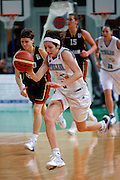 DESCRIZIONE : Priolo Additional Qualification Round Eurobasket Women 2009 Italia Belgio<br /> GIOCATORE : Simona Ballardini<br /> SQUADRA : Nazionale Italia Donne<br /> EVENTO : Qualificazioni Eurobasket Donne 2009<br /> GARA :  Italia Belgio<br /> DATA : 16/01/2009<br /> CATEGORIA : Tiro Penetrazione<br /> SPORT : Pallacanestro<br /> AUTORE : Agenzia Ciamillo-Castoria/G.Pappalardo