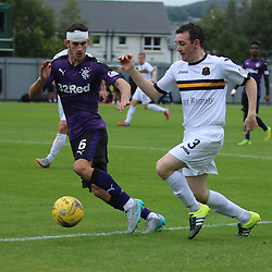 Dumbarton v Rangers | Scottish Championship | 19 September 2015