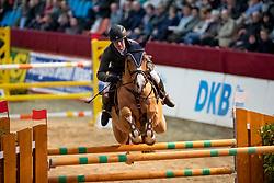 BRANDT Thomas (GER), Caprise 12<br /> Neustadt-Dosse - CSI 2019<br /> 2. Qualifikation Youngster Tour für 7 und 8 jährige Pferde<br /> 11. Januar 2019<br /> © www.sportfotos-lafrentz.de/Stefan Lafrentz
