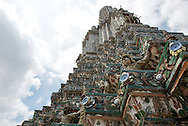 Temple of Dawn (Wat Arun) in Bangkok, Thailand
