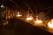 LUX_070413_233_rwx.tif.Profilarbed, S.A. Steel Mill in Luxembourg. Makes steel from scrap metal with an electric furnace. Profilarbed is now part of the Groupe Arcelor..