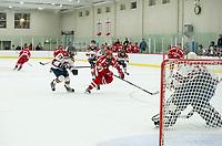 St Paul's School boys varsity hockey.    ©2018 Karen Bobotas Photographer