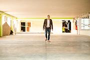Belo Horizonte_MG, Brasil.<br /> <br /> Elias Tergilene, presidiente da rede de shoppings UAI e socio da Doimo moveis. <br /> <br /> Elias Tergilene, president of  UAI shopping and socio of  the furniture Doimo.<br /> <br /> Foto: RAFAEL MOTTA / NITRO