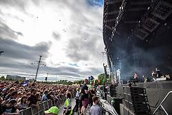 Franz Ferdinand on the main stage. TRNSMT Sunday 8th July 2018