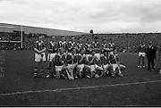 06/09/1964<br /> 09/06/1964<br /> 6 September 1964<br /> All-Ireland Senior Final: Tipperary v Kilkenny at Croke Park, Dublin.<br /> Kilkenny team.