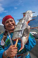 Salmon Festival in Cililo, Oregon