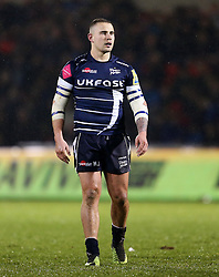 Mark Jennings of Sale Sharks - Mandatory by-line: Matt McNulty/JMP - 03/03/2017 - RUGBY - AJ Bell Stadium - Sale, England - Sale Sharks v Northampton Saints - Aviva Premiership