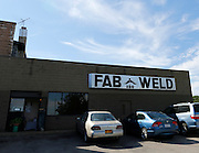 Fab Weld on Dewey Avenue in Rochester on Monday, August 25, 2014. Fab Weld is celebrating its 50th anniversary in 2014.