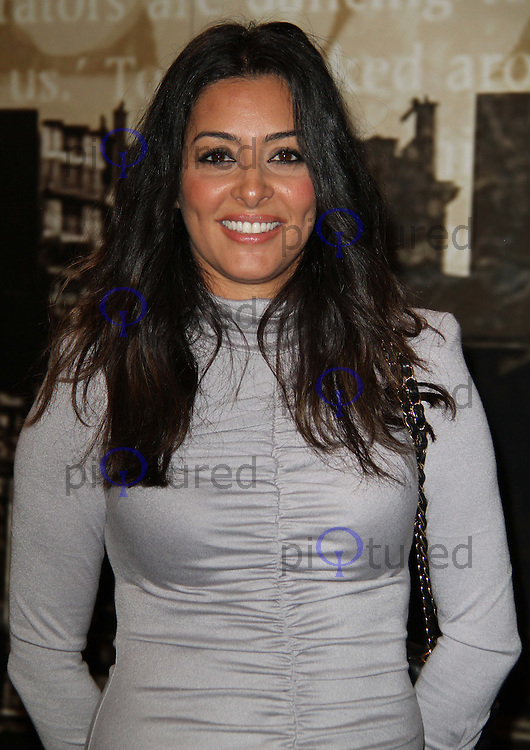 Laila Rouass Specsavers Crime Thriller Awards, Grosvenor House Hotel, Park Lane, London, UK, 08 October 2010: For piQtured Sales contact: Ian@Piqtured.com +44(0)791 626 2580 (picture by Richard Goldschmidt)