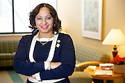Photos taken of Renee Richard, Tri-C's new Vice President and General Counsel for the Tri-C Times taken at Tri-C's District Offices in Cleveland, Ohio on February 7, 2013.