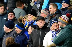 Bristol Rovers fans - Mandatory by-line: Dougie Allward/JMP - 17/03/2018 - FOOTBALL - Home Park - Plymouth, England - Plymouth Argyle v Bristol Rovers - Sky Bet League One