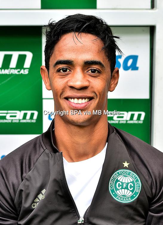 Brazilian Football League Serie A / <br /> ( Coritiba Foot Ball Club ) - <br /> Felipe da Silva Amorim &quot; Felipe Amorim &quot;