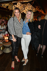 Left to right, ALEX MEYERS and ALEX MEYERS at the Launch Of Osman Yousefzada's 'The Collective' 4th edition with special guest collaborator Poppy Delevingne held in the Rumpus Room at The Mondrian Hotel, 19 Upper Ground, London SE1 on 24th November 2014, sponsored by Storm models and Beluga vodka.
