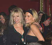 JO WOOD; DAVINIA TAYLOR The Pirate Provocateur Extravaganza launch party for the new Agent Provocateur Winter collection and for the release of Dirty Stop Out's new album 'Cuntro Classics' at KOKO. Campden. London. 13 November 2008 *** Local Caption *** -DO NOT ARCHIVE-© Copyright Photograph by Dafydd Jones. 248 Clapham Rd. London SW9 0PZ. Tel 0207 820 0771. www.dafjones.com.