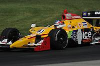 Bertrand Baguette, Honda Indy 200, Mid Ohio Sports Car Course, Lexington, OH 8/8/2010