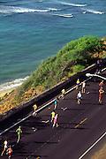 Honolulu Marathon, Oahu, Hawaii<br />