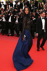 Shy'm attending the screening of Everybody Knows (Todos Lo Saben) opening the 71st annual Cannes Film Festival at Palais des Festivals on May 8, 2018 in Cannes, France. Photo by Shootpix/ABACAPRESS.COM of 'Everybody Knows (Todos Lo Saben)' and the opening gala during the 71st annual Cannes Film Festival at Palais des Festivals on May 8, 2018 in Cannes, France.