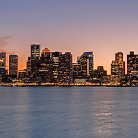 Boston sunset photography images are available as museum quality photography prints, canvas prints, acrylic prints or metal prints. Prints may be framed and matted to the individual liking and decorating needs:<br /> <br /> http://juergen-roth.pixels.com/featured/boston-last-night-sunset-juergen-roth.html<br /> <br /> Boston Last Night Sunset, skyline photography artwork from New England based fine art photographer Juergen Roth showing the Boston Harbor skyline with landmarks like Boston Downtown, Custom House of Boston, New England Aquarium, One International Place, Boston Marriott on Long Wharf, Commercial Wharf and Central Wharf captured on a beautiful night shortly after sunset at the blue hour of the night.<br /> <br /> Good light and happy photo making!<br /> <br /> My best,<br /> <br /> Juergen<br /> Fine Art Prints: www.RothGalleries.com<br /> Photo Blog: http://whereintheworldisjuergen.blogspot.com<br /> Twitter: @NatureFineArt<br /> Facebook: https://www.facebook.com/naturefineart