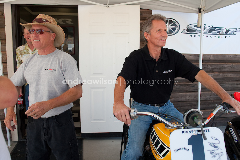 Kenny Roberts American Heroes Dinner - Roberts Ranch - Modesto CA - May 11, 2012:: Contact me for download access if you do not have a subscription with andrea wilson photography. ::  ..:: For anything other than editorial usage, releases are the responsibility of the end user and documentation will be required prior to file delivery ::..