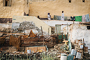 A nubian family in Heisa Island
