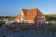 Sylt, Germany. Hörnum. Meermann restaurant.