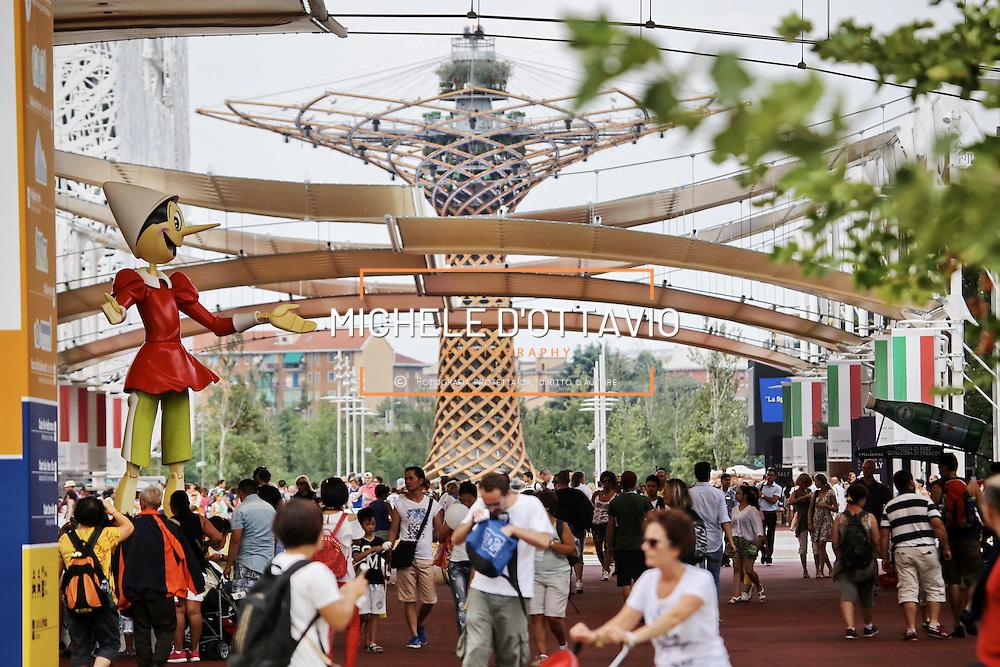 Albero della Vita  World Expo 2015 Milano
