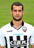 Italian League Serie B_2015-2016 / <br /> ( Ascoli Picchio F.C. 1898 ) - <br /> Davide Cinaglia