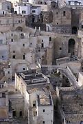 View of Sasso Barisano, Matera, Italy. &copy; Carlo Cerchioli<br /> <br /> Veduta del Sasso Barisano , Matera, Italia.