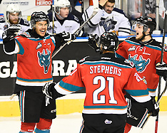 2015 MasterCard Memorial Cup - Game 4 Kelowna vs Rimouski