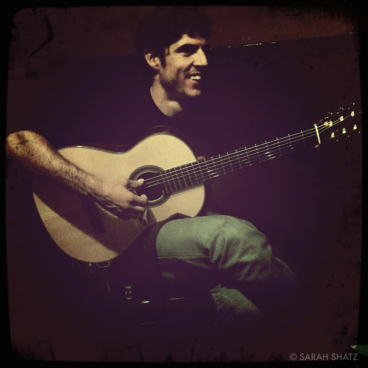 Diego Barber, guitarist, composer