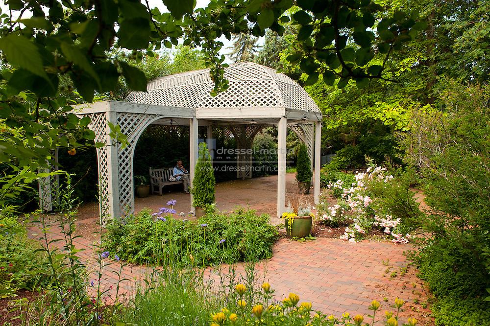 Woodland Mosaic Garden
