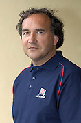 2005 FISA World Cup, Rotsee, Lucerne, SWITZERLAND, 06.07.2005 Team photo's  Hotel Grand Europe, Miles Forbes-Thomas.  © Peter Spurrier. .email images@intersport-images..[Mandatory Credit Peter Spurrier/ Intersport Images]