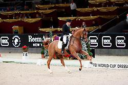 Jurado Lopez Severo Jesus, ESP, Lorenzo<br /> MEVISTO Amadeus Horse Indoor Salzburg<br /> © Hippo Foto - Stefan Lafrentz<br /> 11-12-2016