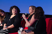 Kassidy Brown, We are the XX, Marjan Safinia, President, International Documentary Association, Abigail Disney, CEO and President, Fork Films and Allison Yarrow, Author and Journalist