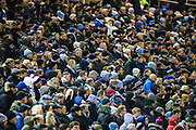 A healthy Coventry crowd during the EFL Sky Bet League 1 match between Coventry City and Rotherham United at the Trillion Trophy Stadium, Birmingham, England on 25 February 2020.