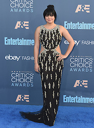 Stars attend the 22nd Annual Critics Choice Awards in Santa Monica, California. 11 Dec 2016 Pictured: Ariel Winter. Photo credit: Bauer Griffin / MEGA TheMegaAgency.com +1 888 505 6342